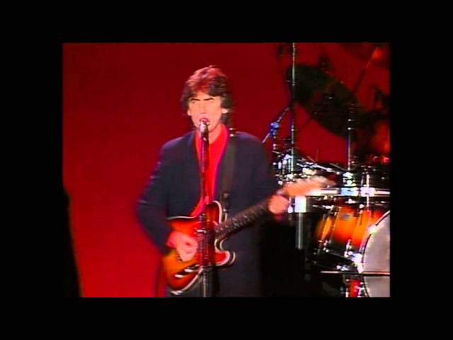 George Harrison - Devil's Radio (from Live in Japan) (Official Video)