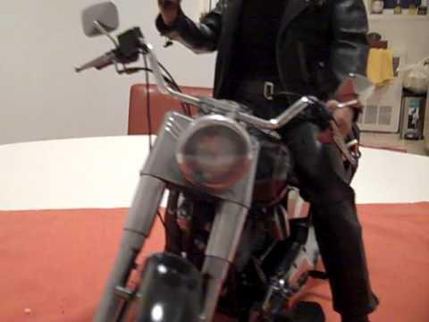 Harley fatboy terminator 2