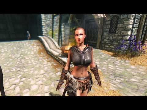 Skyrim Mods - Week 126 - The Girl with the Dragon Heart