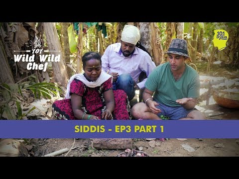 The Siddis Of Karnataka: Part 1 | 101 Wild Wild Chef | Unique Stories From India thumbnail