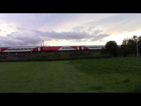 Long expressway to Edinburgh Train 3 of 5   July 20th 2015