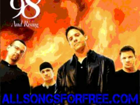 98 degrees - the hardest thing - 98 Degrees And Rising