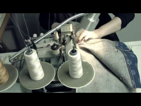 Made by Hand without Compromise-Momotaro Jeans All process