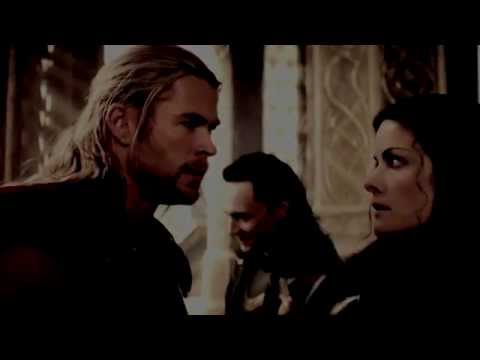 thor + sif | the one that saves me