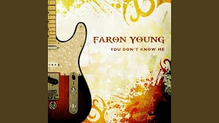 Watch Faron Young You Dont Know Me video