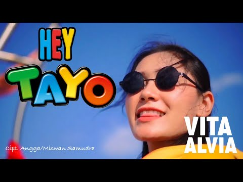 Vita Alvia - HEY TAYO (Official Music Video)