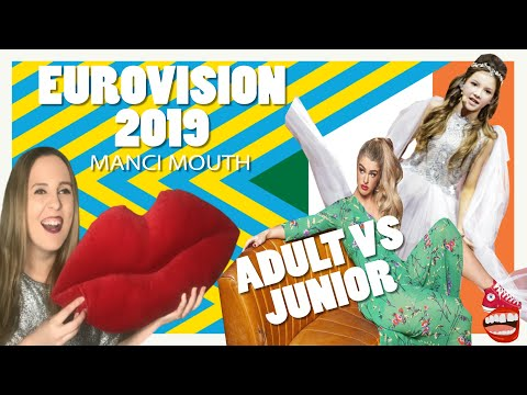 Eurovision 2019 Vs Junior Eurovision 2019:  Ireland | Manci Mouth
