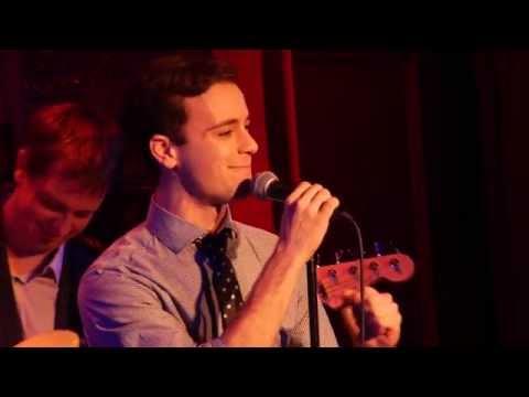 STEPHEN C. ANTHONY singing SAVIN IT by Carner & Gregor - 54 Below, April 1, 2014