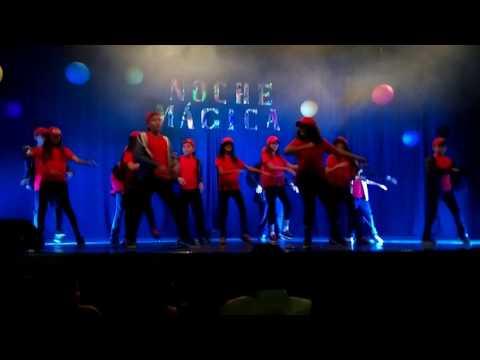 Talent Show Noche Magica 6th grade JR