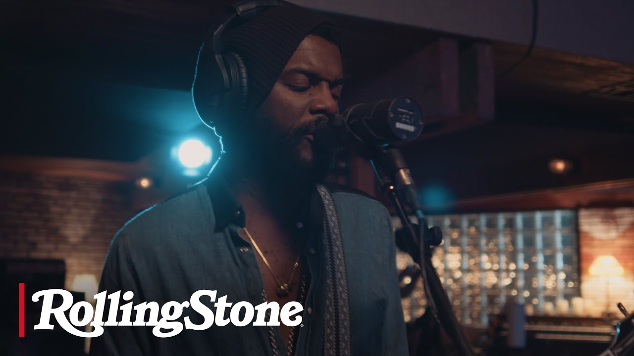 "Gary Clark Jr. - Rolling Stoneが""This Land""のスタジオライブ映像を公開 thm Music info Clip"