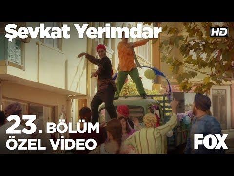 Şevkat'in bollywood hint dansı...Şevkat Yerimdar 23. Bölüm