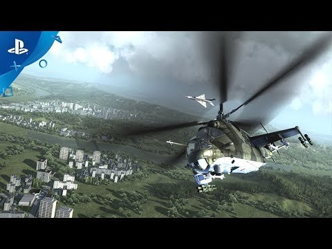 Air Missions: HIND - Gameplay Trailer   PS4