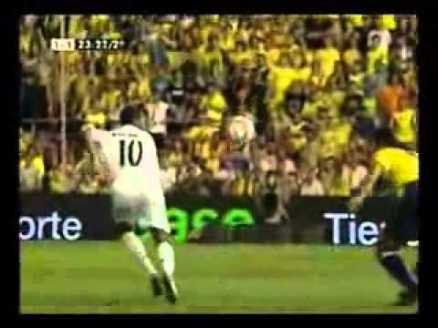 video mejores jugadas de robinho « super goles