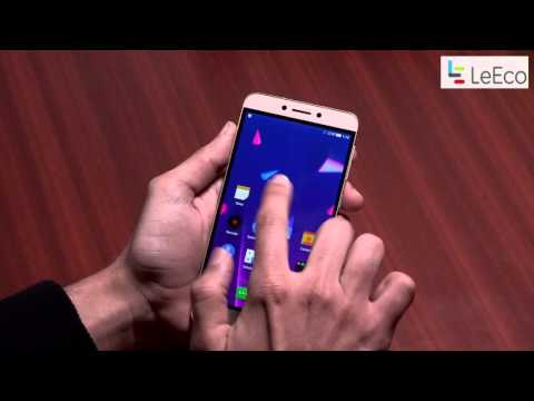 LeEco Le 1s build quality, design and specifications overview