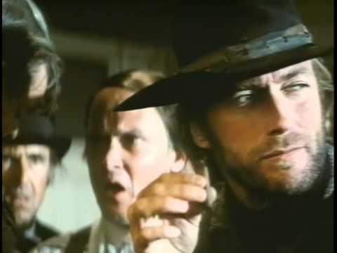 High Plains Drifter Official Trailer #1 - Clint Eastwood Movie (1973) HD