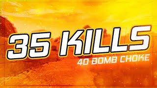 35 Kill SOLO VS SQUAD - (RIP THE 40 BOMB)