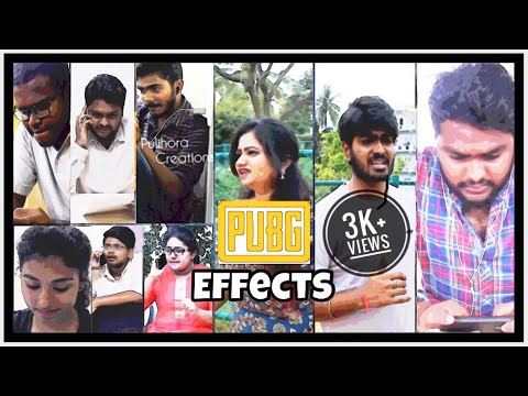 PUBG Effects || PULIHORA Creations ||