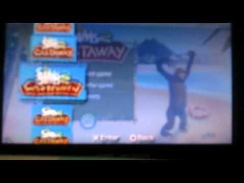 The Sims 2 Castaway Cheats (PSP)[Cheats In Description]