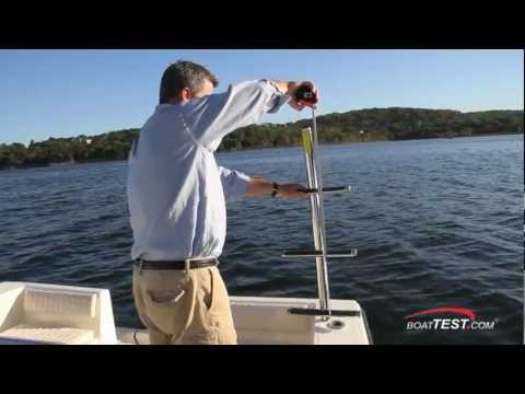 Mako 212 Center Console Test 2012- By BoatTest.com