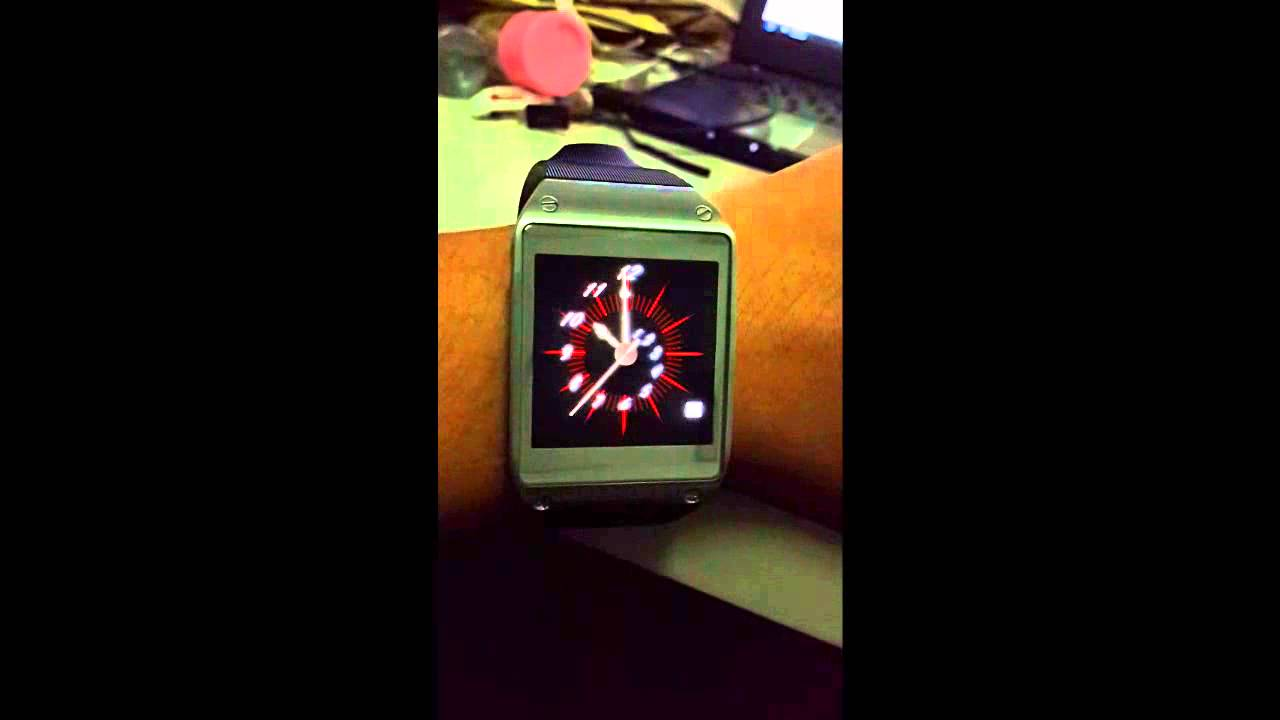 Gear Watch Styler Galaxy Gear Watch Styler
