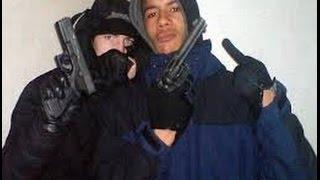 South Landon Teenager Gangsters , London Hardest Street Gangsters , Criminal Gang Documentary