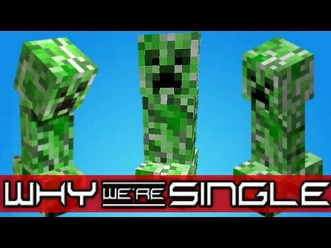 BEST MINECRAFT CREATIONS (Why We're Single)