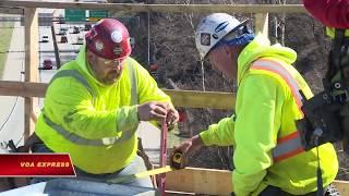Nước Mỹ trông chờ ngân khoản để nâng cấp cơ sở hạ tầng