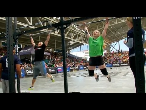 CrossFit - SoCal Regional Live Footage: Women's Event 4