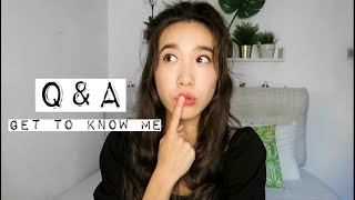 Q&A Get to know me | Moving to LA? | Jenny Zhou 周杰妮