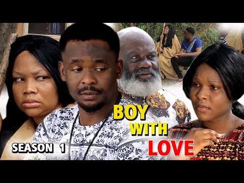 BOY WITH LOVE SEASON 1 - New Movie 2019 Latest Nigerian Nollywood Movie Full HD thumbnail