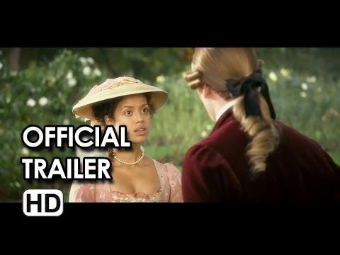 Belle Official Trailer #1 (2014) - Tom Felton, Matthew Goode