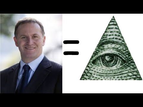 John Key is Illuminati