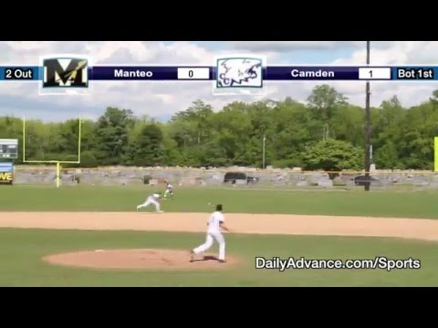 The Daily Advance sports highlights | Baseball | Camden vs. Manteo at Perquimans