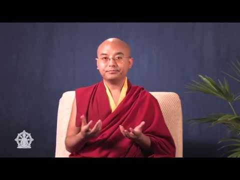 Mind Like Space ~ Mingyur Rinpoche Talks about Finding Inner Freedom through Meditation