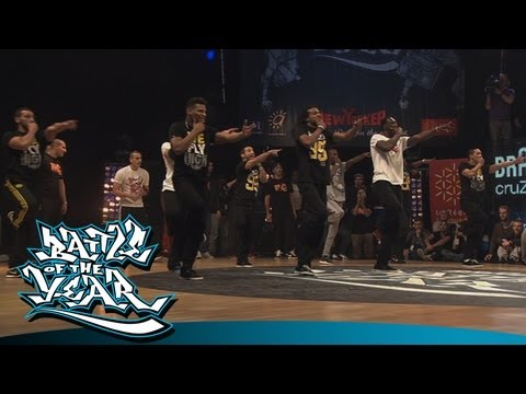 BOTY 2012 - BATTLE SEMIFINAL II - POCKEMON CREW VS. VAGABONDS  [OFFICIAL HD VERSION BOTY TV]