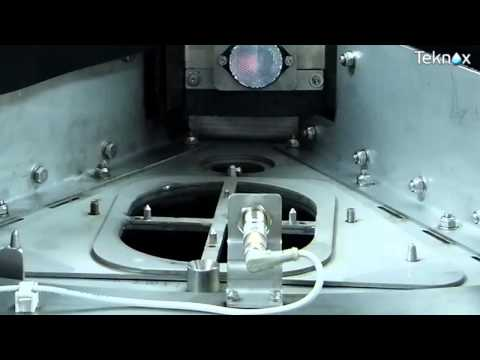 Roundjet 1200 – automatic washing machine in robot cells [TV23]