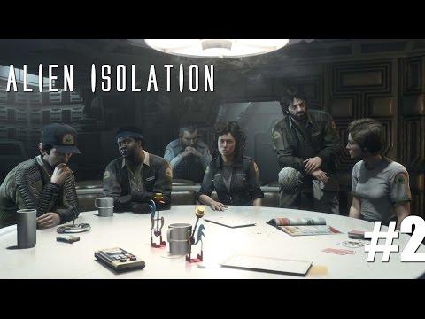 Alien Isolation: L'équipage peut être sacrifié #2