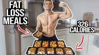 """Healthy """"Summer Shred"""" Fat Loss Meal Prep **Low Carb**"""