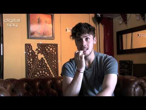 Aiden Grimshaw talks One Direction, Cher Lloyd US success