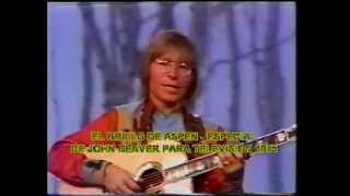 Watch John Denver Aspenglow video