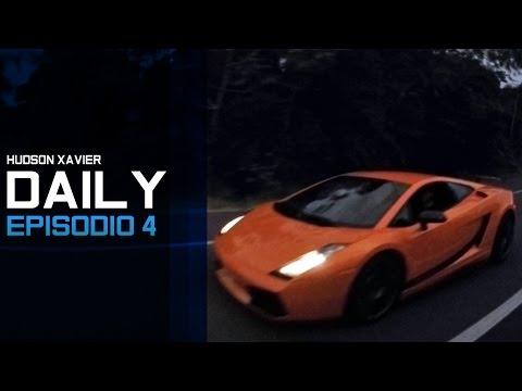 DAILY VLOG 4: 3º Encontro em SC, Millenium e Lamborghini