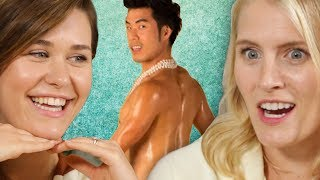 The Try Wives React To Iconic Try Guys Videos