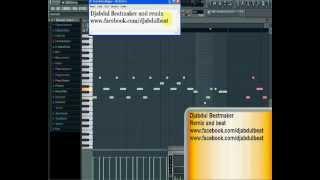 Djabdul ft Alexandra stan mr saxobeat techno fl studio flp download