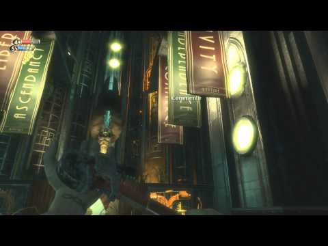 Bioshock Playthrough pt.1