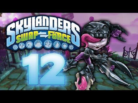 Skylanders swap force let s play skylanders swap force german part