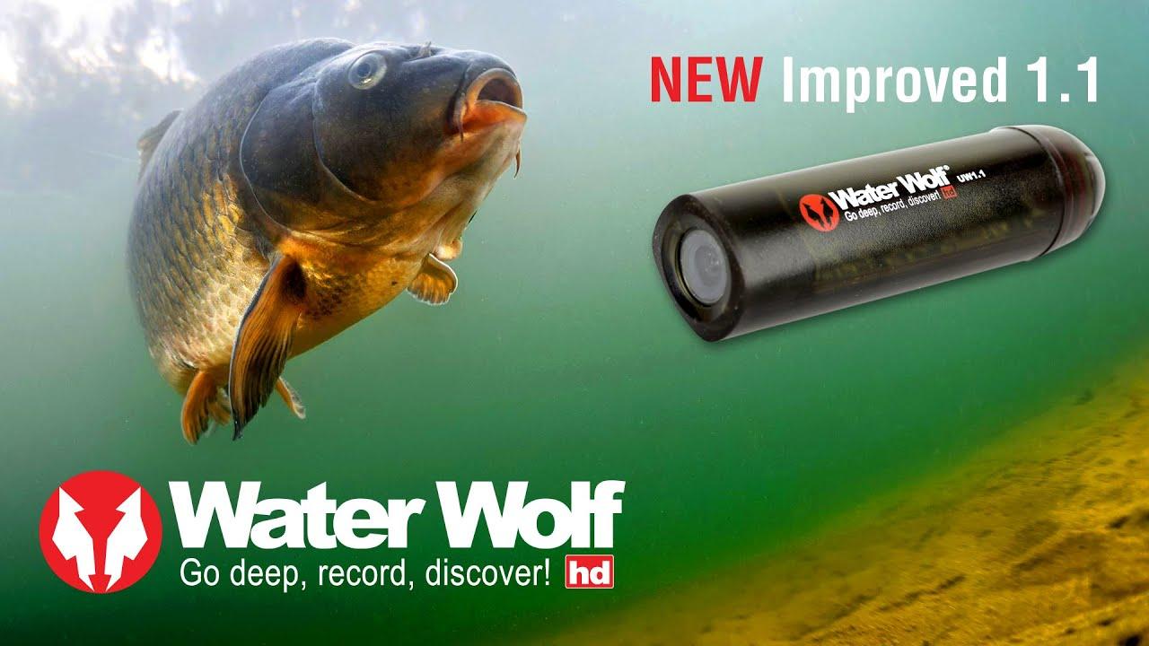 Water Wolf 1 1 Underwater HD Fishing Camera