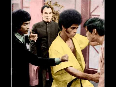 Bruce Lee - Enter the Dragon Through Pictures Part 3