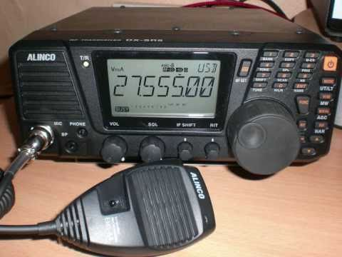 ALINCO DX-SR8,  MARS MODIFICATION (GENERAL -TX)