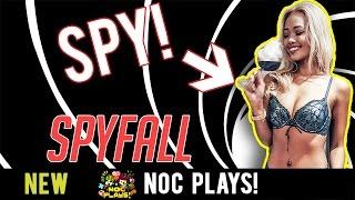 NOC Plays SPYFALL!