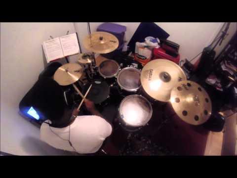 Major Lazer & DJ Snake - Lean On (Drum Cover) Andre Fearon